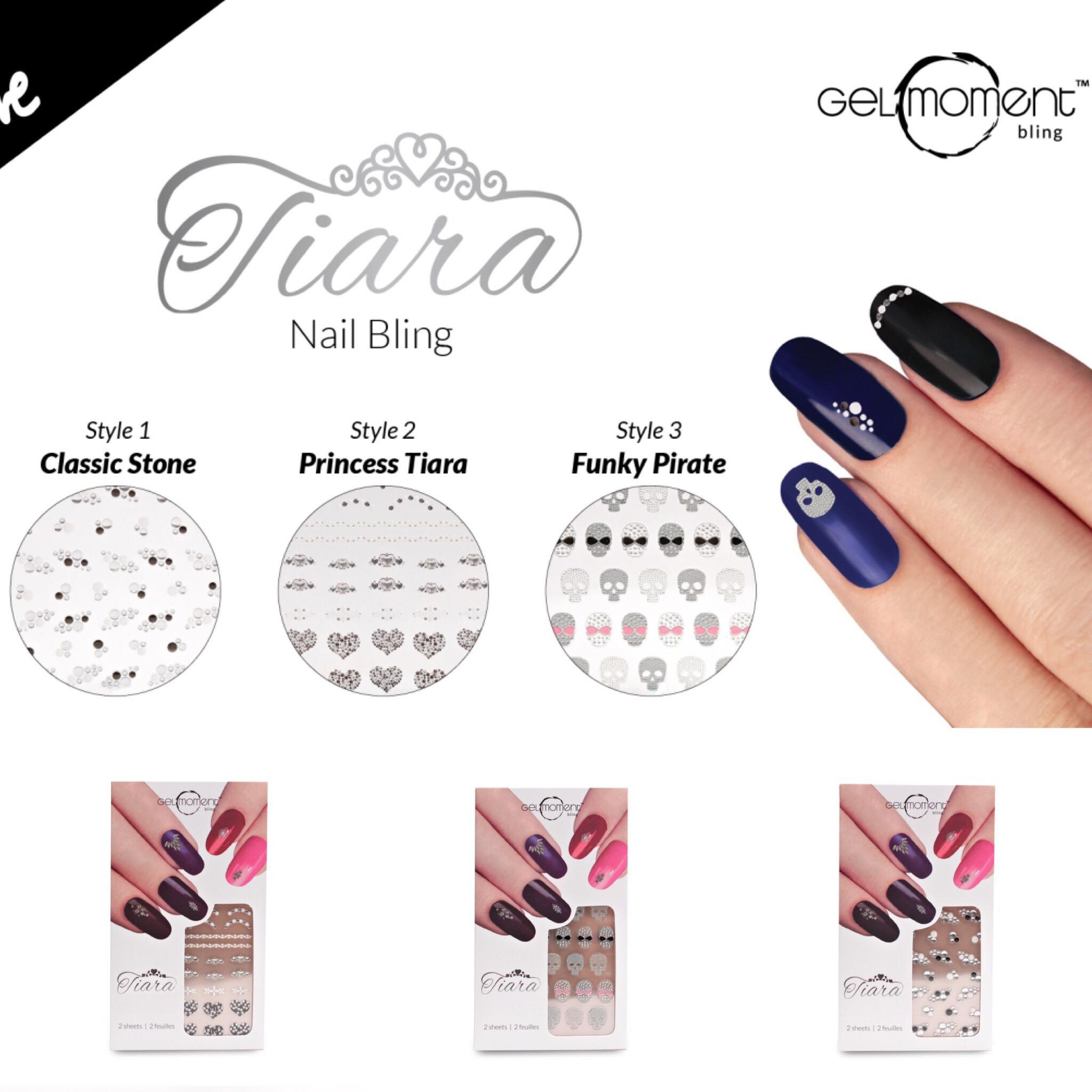 May Updates Gorgeous Nails, New colours and Bling!